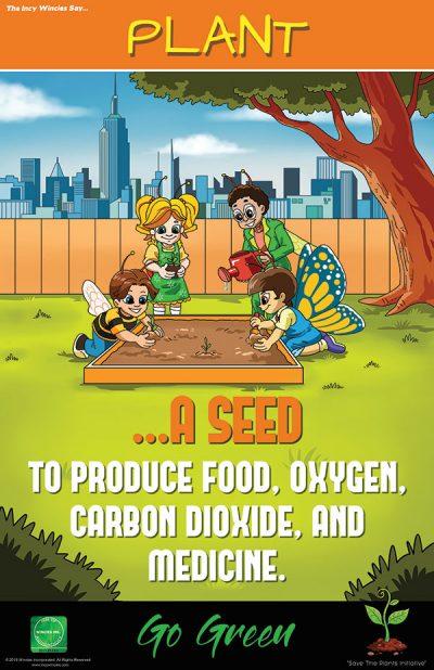 Plant Environmental Poster