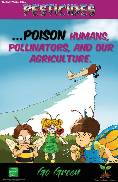 Pesticides Environmental Poster