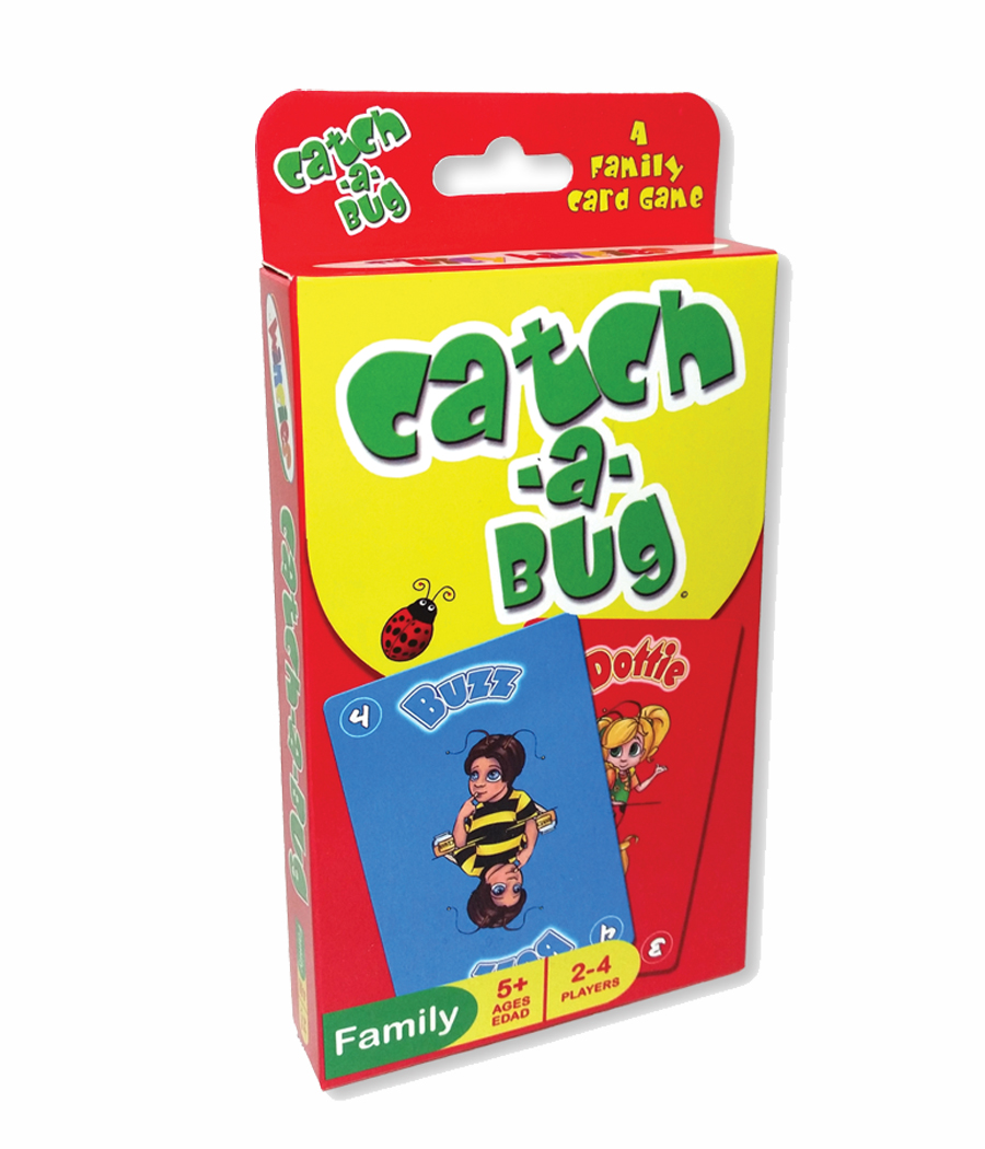 Catch A Bug Card Game