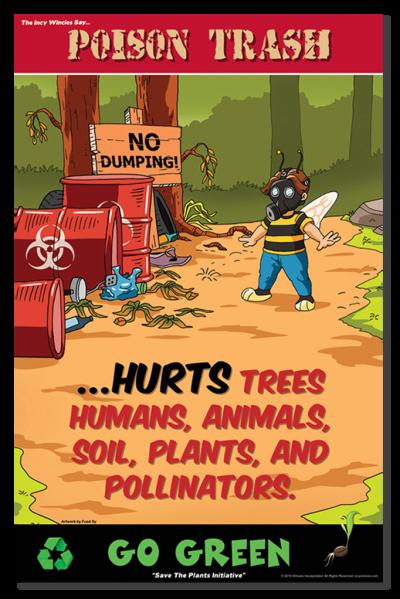 Kids Environmental Posters