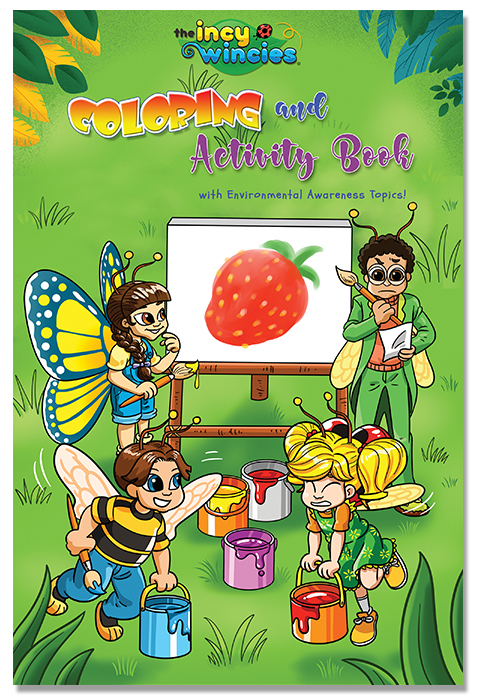 Coloring Activity Book