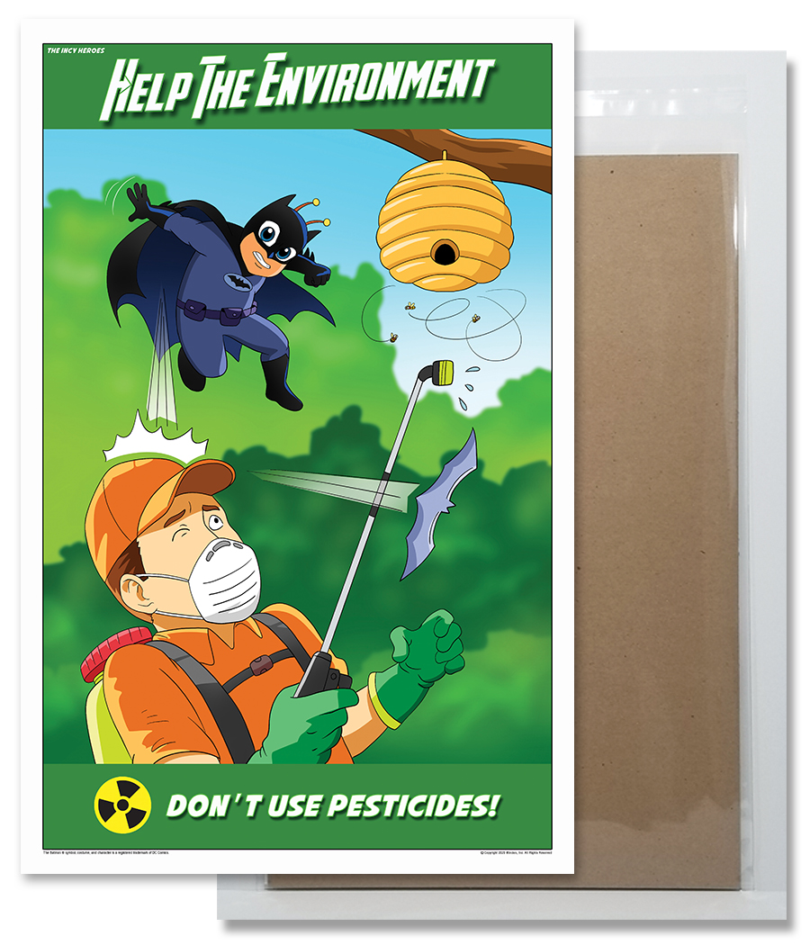 Help The Environment Poster 2
