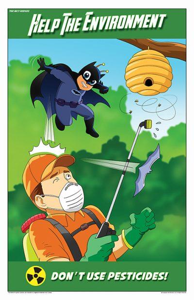 children's environmental poster
