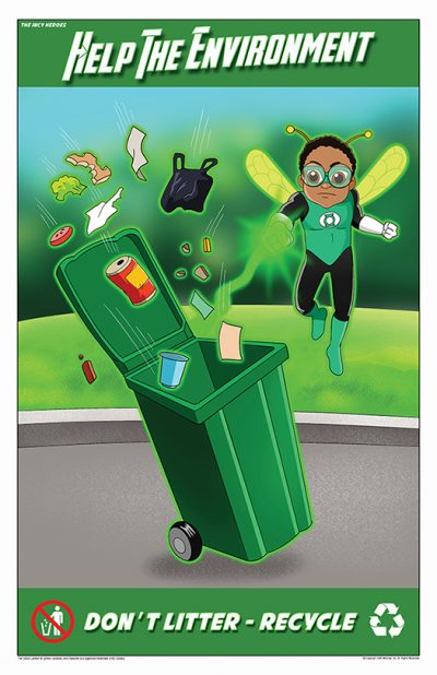 Help The Environment Poster 4