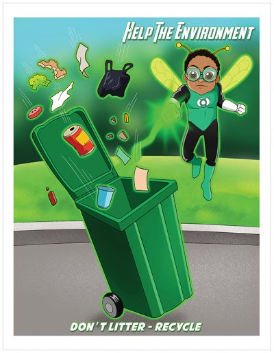 Help The Environment Printable 4